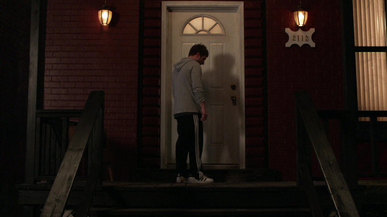Adidas Men's Sneakers Worn by Jeremy Allen White as Philip 'Lip' Gallagher in Shameless S11E11 (2)