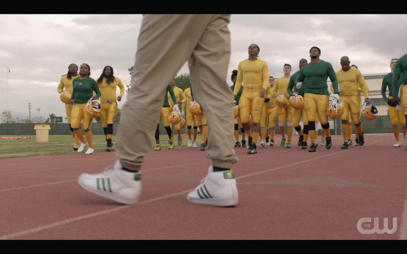 Adidas Men's Sneakers of Taye Diggs as Billy Baker in All American S03E10 Put Up or Shut Up (2021)