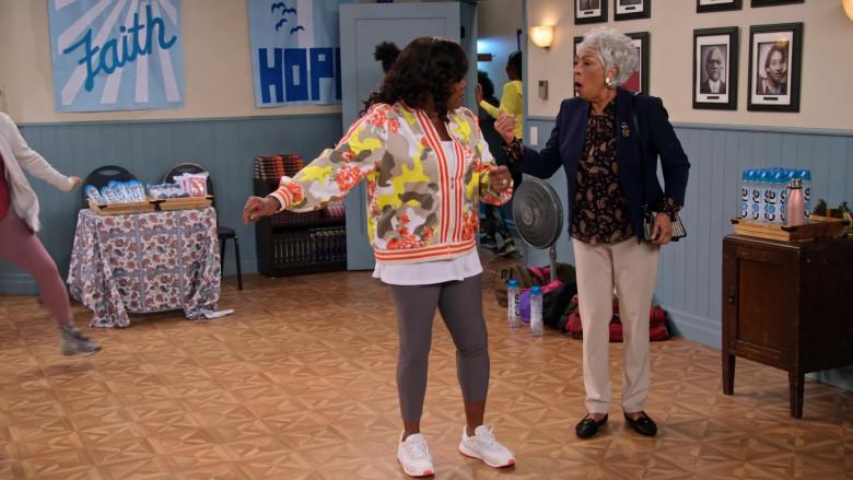Adidas Women's Sneakers of Loretta Devine as M'Dear in Family Reunion S03E08