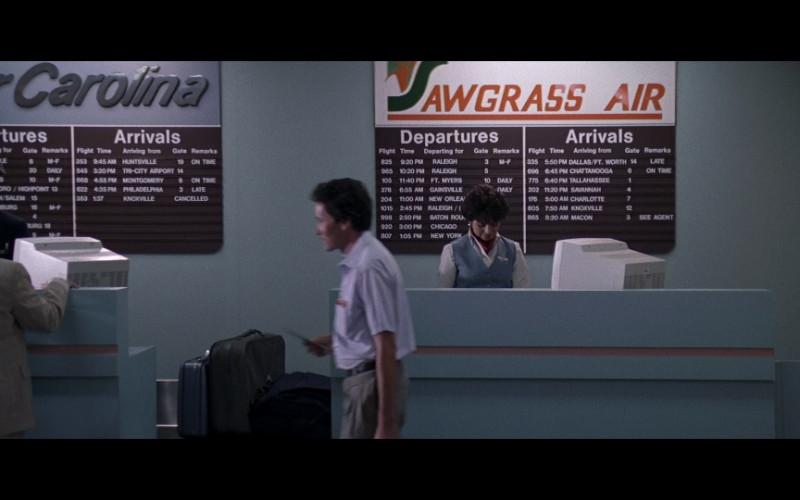 Air Carolina in Cape Fear (1991)