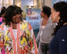 Alo Yoga Top of Tia Mowry as Cocoa McKellan in Family Reunio...