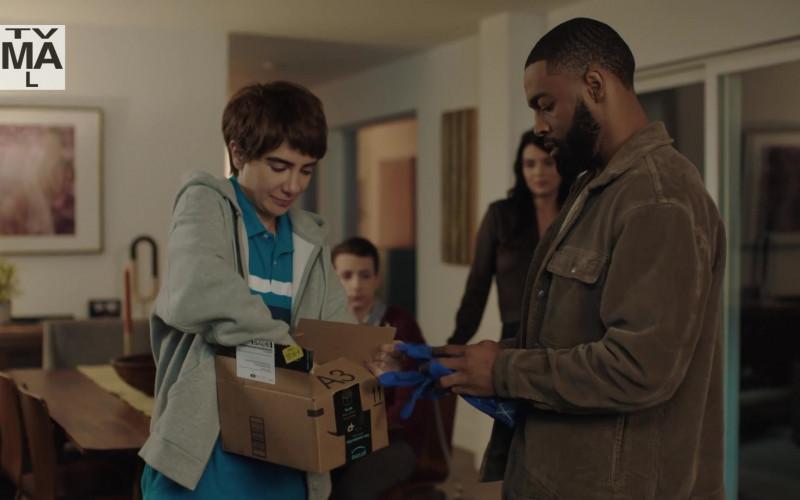 Amazon Prime Online Store Box in Chad S01E03 Ikrimah Breakup (2021)