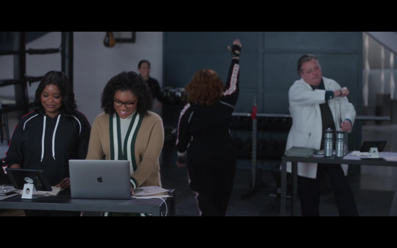 Apple MacBook Pro Laptop Used by Taylor Mosby as Tracy in Thunder Force (1)