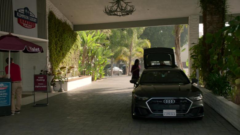 Audi A7 Sportback Car in Big Shot S01E03 TCKS (2021)