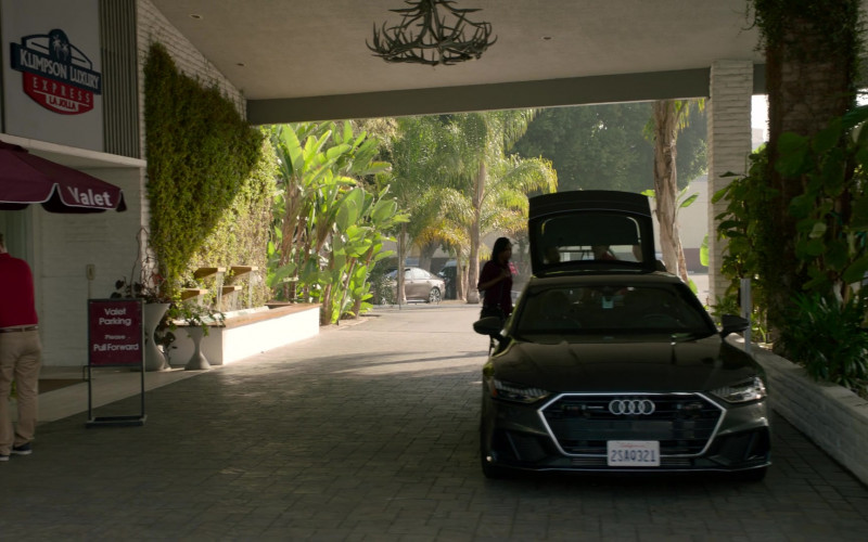 Audi A7 Sportback Car in Big Shot S01E03 TCKS (2021)