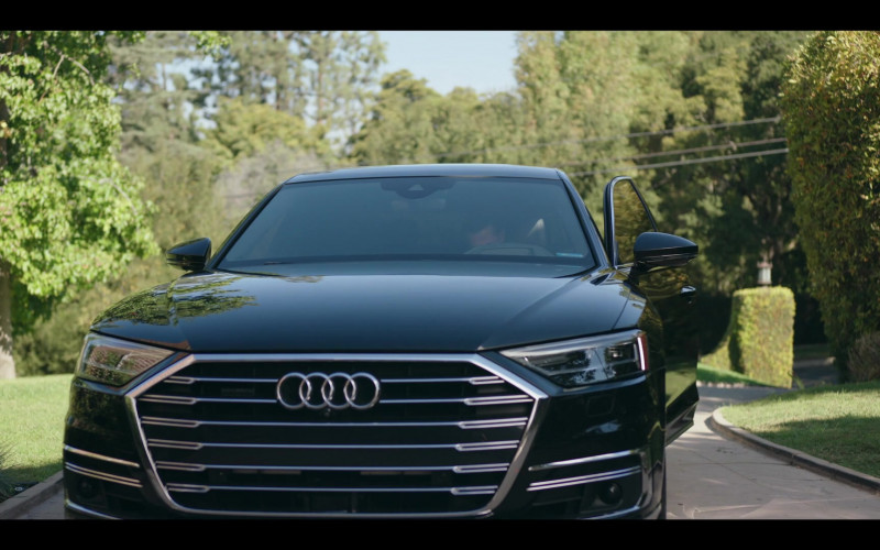 Audi A8 Car in Rutherford Falls S01E06 Negotiations (2021)