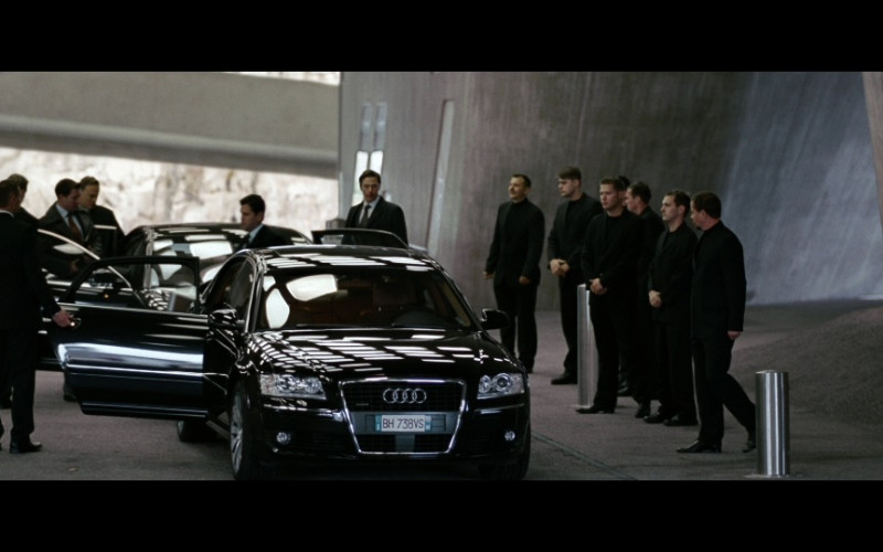 Audi A8 L Car in The International (2009)