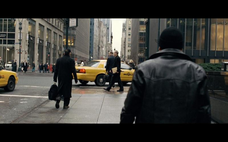 Audi dealership in The International (2009)