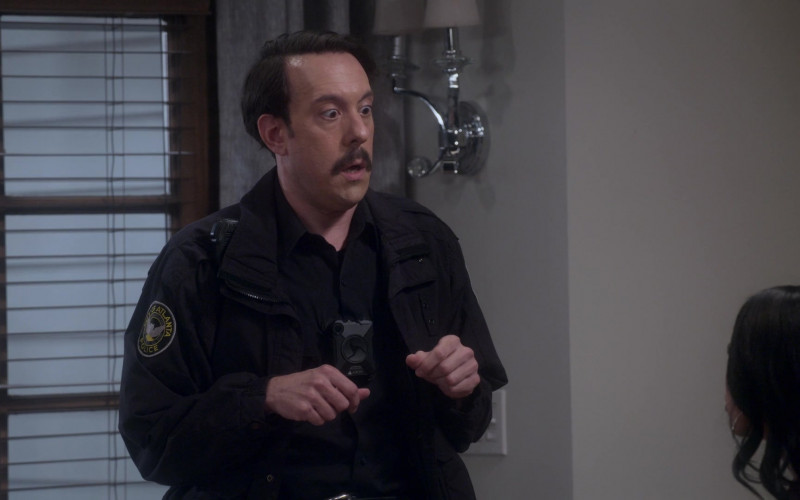 Axon Body Camera of Jonathan Kite as Johnny Williams in Dad Stop Embarrassing Me! S01E03 #YeezysAndShrimp (2021)