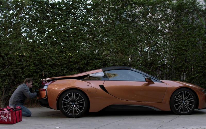 BMW i8 Car in Shameless S11E12 (3)