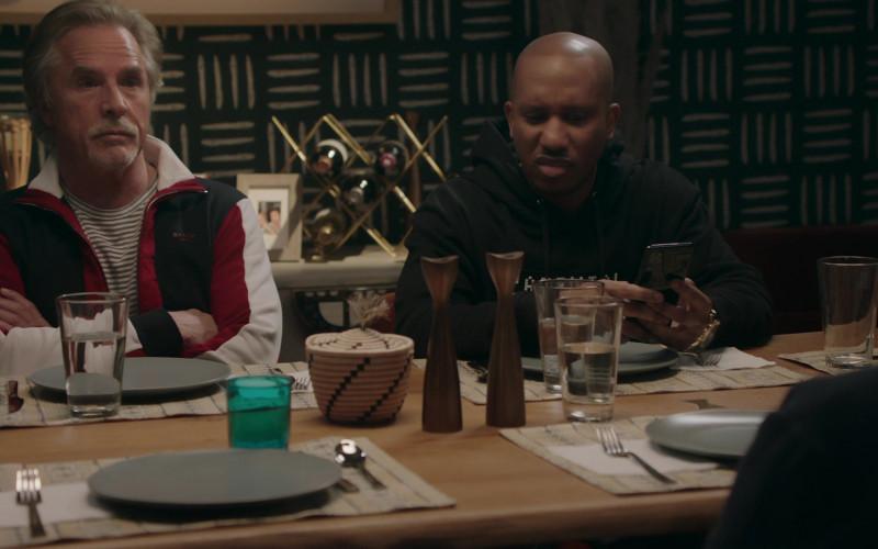 Bally Jacket of Don Johnson as Rick in Kenan S01E07 Kenan's Mom (2021)