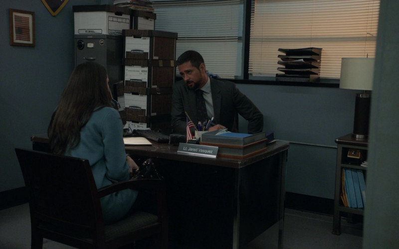 Bankers Boxes in Manifest S03E03 Wingman (2021)