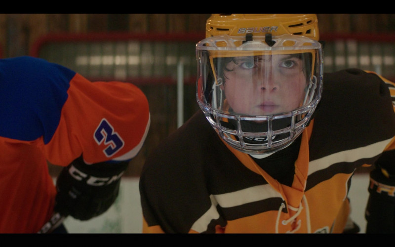 Bauer Hockey Helmet in The Mighty Ducks Game Changers S01E05 Cherry Picker (2021)