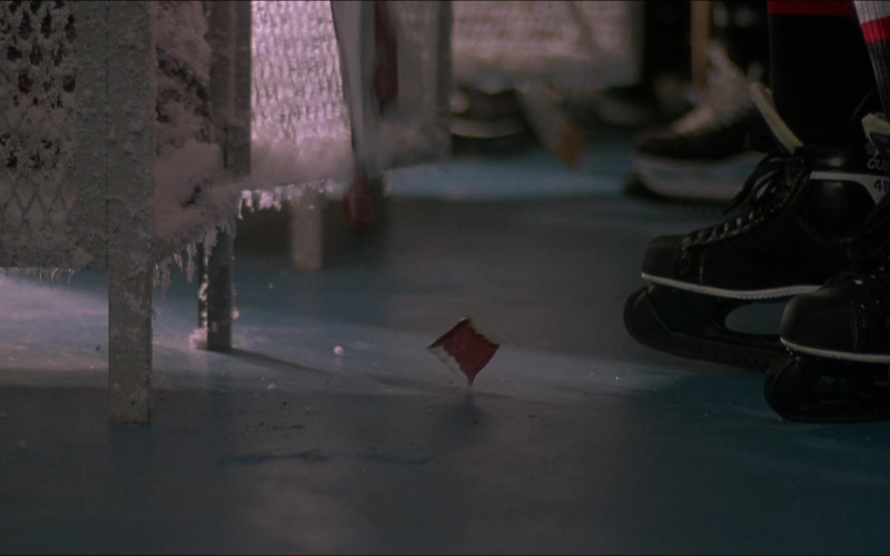 Bauer Hockey Skates Worn by Michael Cudlitz as Cole in D3 The Mighty Ducks (1996)