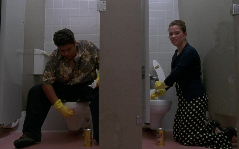 Bon Ami Cleaners in D3 The Mighty Ducks (1996)
