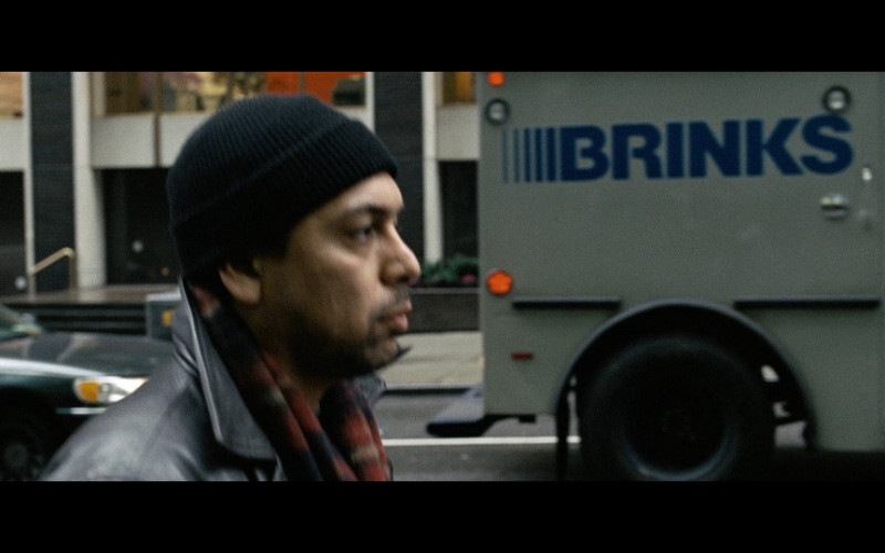 Brink's Security in The International (2009)