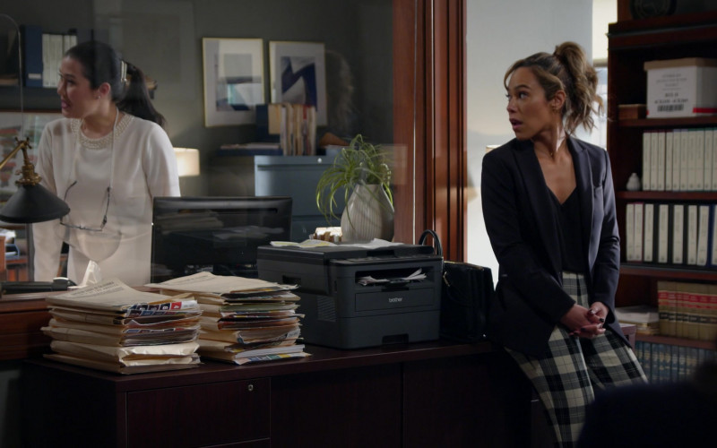 Brother Laser Multi-Function Copier in All Rise S02E13 Love's Illusions (2021)