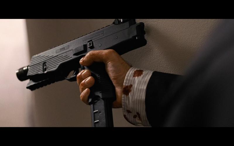 Brügger & Thomet TP9 submachine gun in The International (2009)
