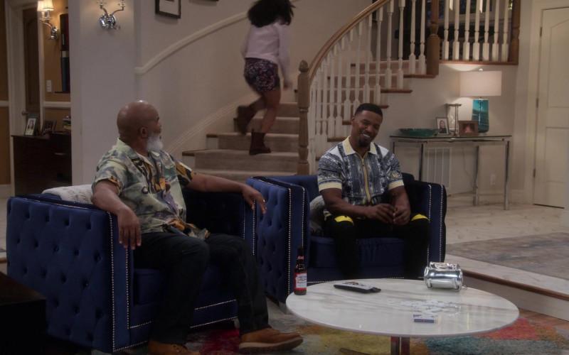 Budweiser Beer of David Alan Grier as Pops Dixon in Dad Stop Embarrassing Me! S01E07 #RichDadWokeDad (2021)
