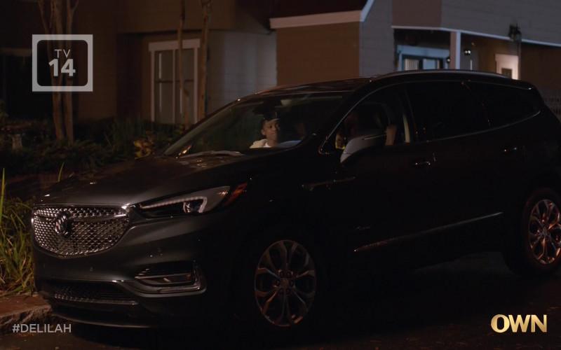 Buick Enclave Car in Delilah S01E06 Bachata! (2021)