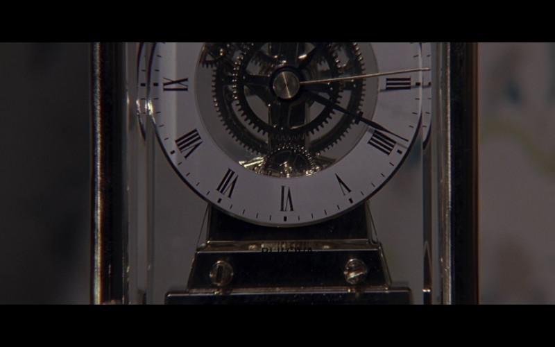 Bulova clock in Cape Fear (1991)