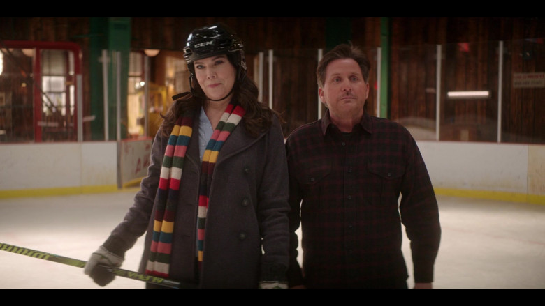 CCM Hockey Helmet in The Mighty Ducks Game Changers S01E06 Spirit of the Ducks (2021)