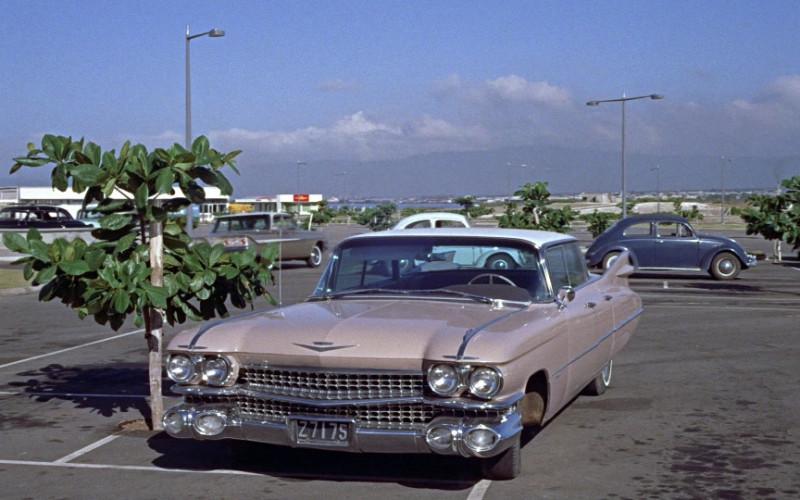 Cadillac Series 62 Car in Dr. No (1962)