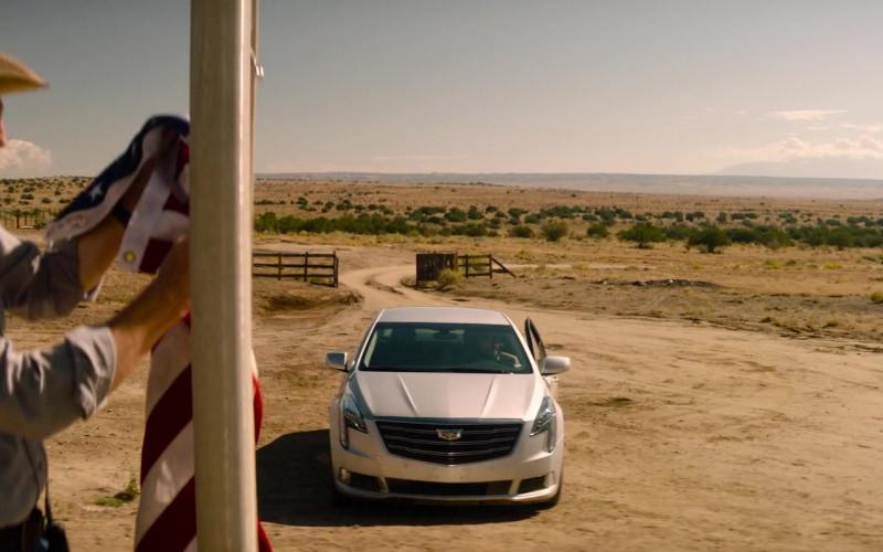 Cadillac XTS Car in The Marksman (2021)