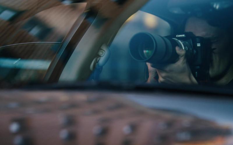 Canon EOS 40D Digital SLR Camera in Law & Order Organized Crime S01E03 Say Hello to My Little Friends (2021)