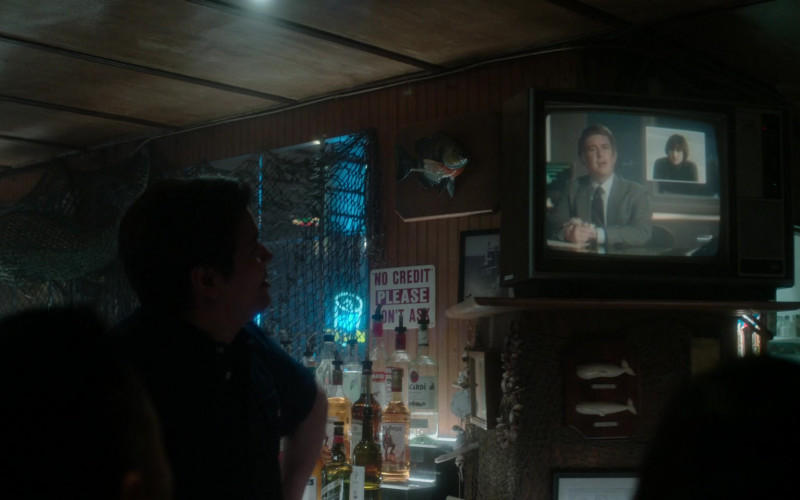Captain Morgan and Bacardi Rums in For All Mankind S02E09 Triage (2021)