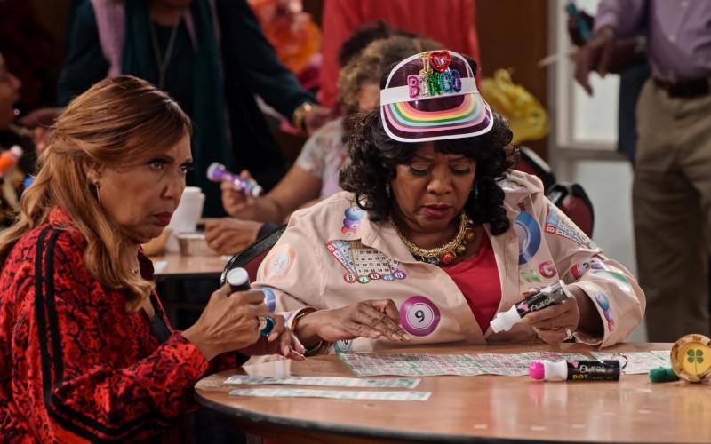 Chalkola Dot Markers in Family Reunion S02E01 Remember the Dance Battle (2021)