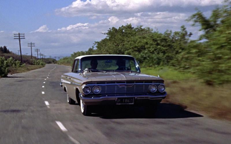 Chevrolet Impala Car in Dr. No (1)