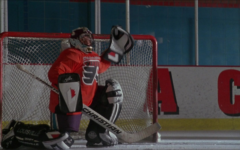 Christian Hockey Stick in D3 The Mighty Ducks (1996)