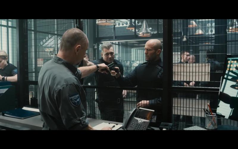 Cisco Telephone in Wrath of Man (2021)