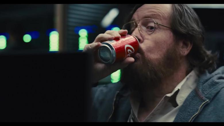 Coca-Cola Soda Can in The Suicide Squad 2 (2021)