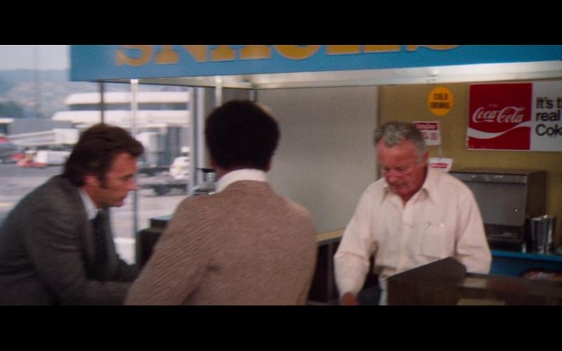 Coca-Cola in Magnum Force (1973)