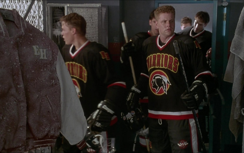Cooper Hockey Gloves of Michael Cudlitz as Cole in D3 The Mighty Ducks (1)