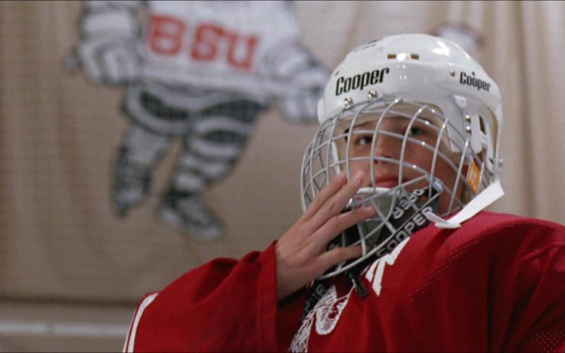 Cooper Hockey Helmets in D2 The Mighty Ducks (1)