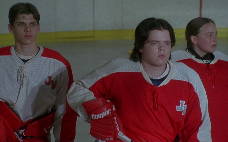Cooper Ice Hockey Gloves in D3 The Mighty Ducks Movie (9)