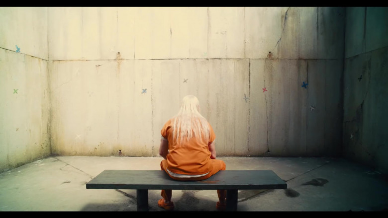 Crocs Orange Sandals of Michael Rooker as Savant in The Suicide Squad 2 (2021)