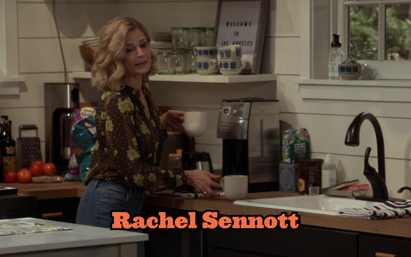 Cuisinart Coffee Machine in Call Your Mother S01E09 One Bad Mother (2021)
