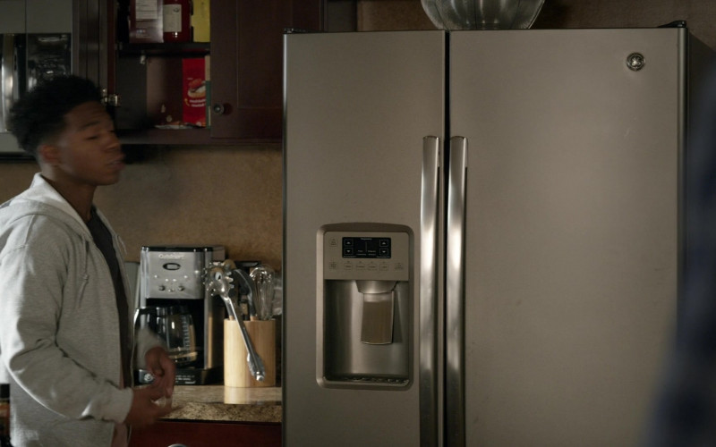Cuisinart Coffee Machine in S.W.A.T. S04E13 Sins of the Fathers (2021)