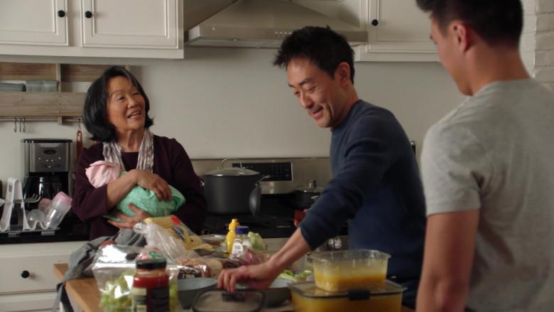 Cuisinart Coffee Maker in 9-1-1 S04E10 (3)