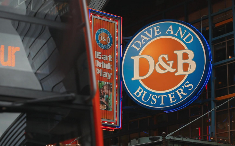 Dave & Buster's Restaurant in Younger S07E04 (4)