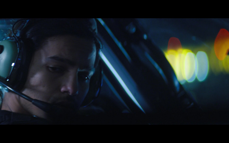 David Clark Headset in The Falcon and The Winter Soldier S01E06 One World, One People (2021)