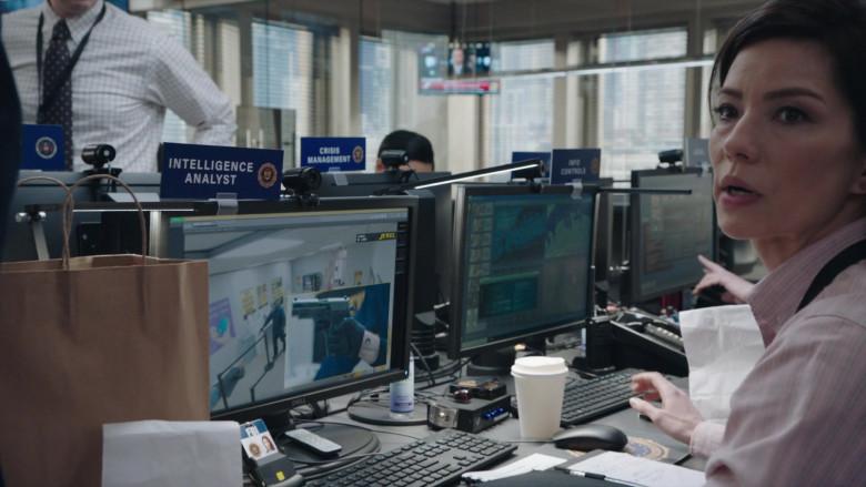 Dell Computer Monitor in FBI S03E10 Checks and Balances (2)