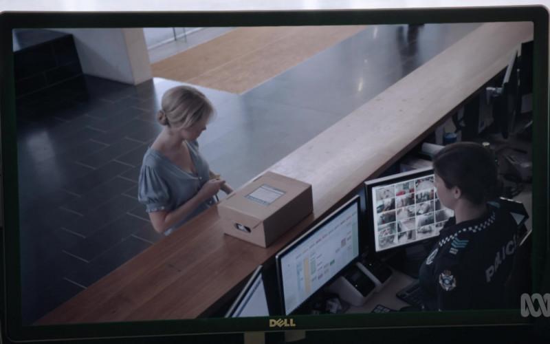 Dell Computer Monitor in Harrow S03E10 Ab Initio 2 (2021)