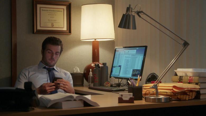 Dell Computer Monitors in Good Trouble S03E08 TV Show 2021 (3)