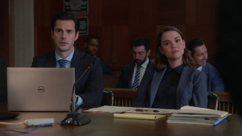 Dell Laptops in Good Trouble S03E08 TV Show 2021 (2)