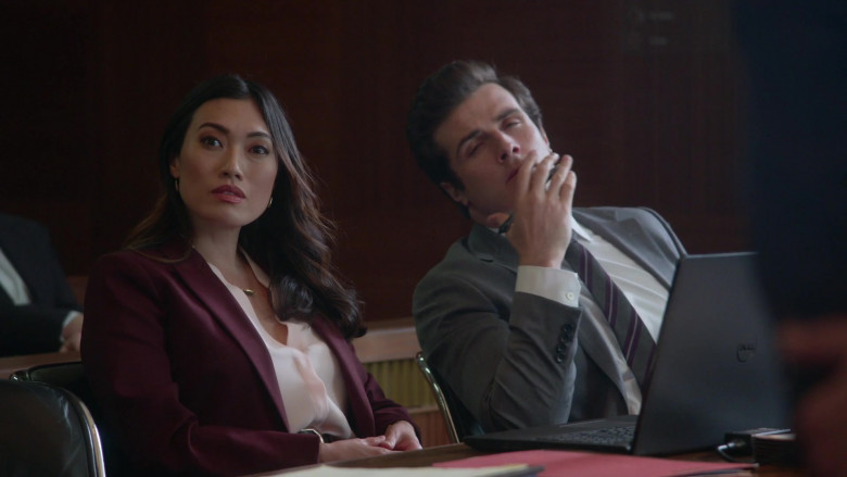 Dell Laptops in Good Trouble S03E08 TV Show 2021 (3)